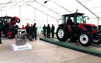 The LAMMA Show 2017 Was Full of Color