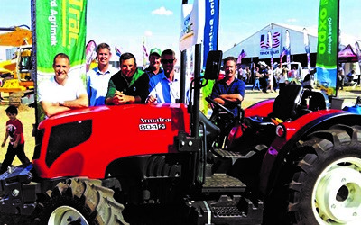 NAMPO 2016, South Africa